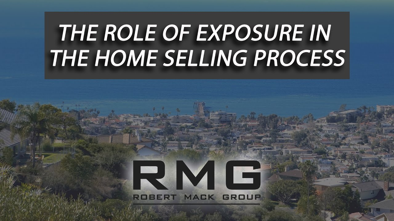 The Role of Exposure in the Home Selling Process