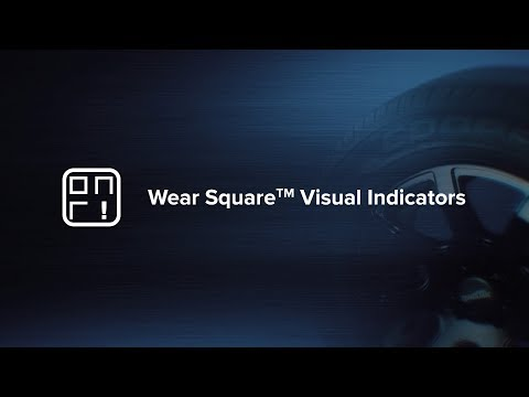 Wear Square™ Visual Indicators