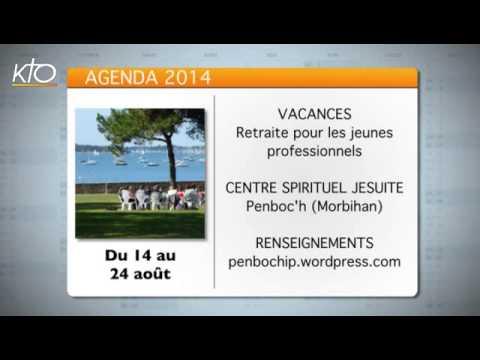 Agenda du 8 août 2014