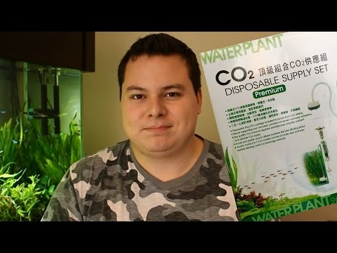 ISTA Aquariums Disposable CO2 System Review