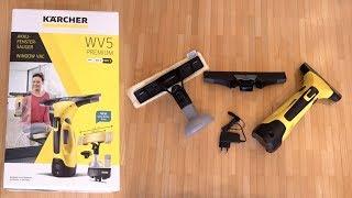 Fenstersauger Kärcher WV 5 Premium - Testsieger 04/2019 bei Stiftung Warentest