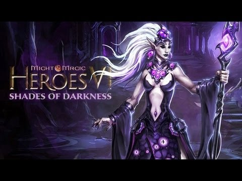 might & magic heroes vi - shades of darkness gameplay pc
