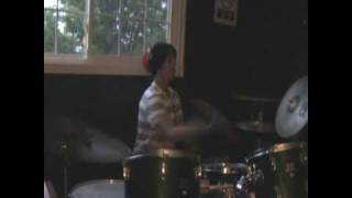 Happy Endings - All-American Rejects Drum Cover