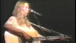 ALL I WANT & FOR THE ROSES  - JONI MITCHELL (London 1974)