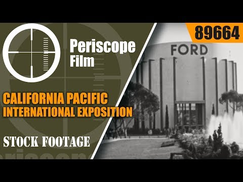 , title : 'CALIFORNIA PACIFIC INTERNATIONAL EXPOSITION SAN DIEGO  NEWSREEL 1935 89664'