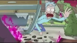 Rick And Morty: Rick's Origin Story Whole Clip