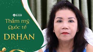 Cảm nhận khách hàng Nguyễn Thị Yến sau 10 ngày căng da mặt bằng chỉ không tiêu Hoa Kỳ