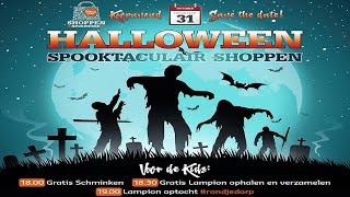 Spookachtige Lampionnenoptocht – Halloween in Spijkenisse