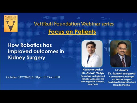Focus on Patients- Kidney Surgery