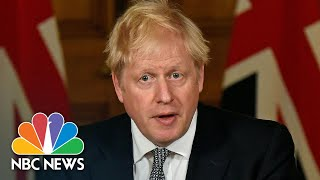U.K. Prime Minister Boris Johnson Announces Second National Lockdown | NBC News