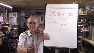 CAN WE ACHIEVE 200 PROOF (PART 1)