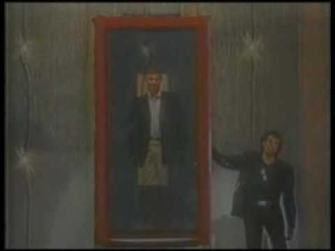 Walking Through a Mirror Revealed by Mr. Voy