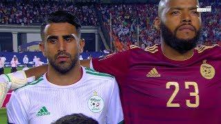 ملخص مباراة الجزائر والسنغال 1 0  مباره قويه نهائي امم افريقيا