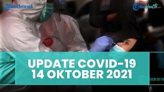 Update Covid-19 Indonesia 14 Oktober 2021: Kasus Bertambah 1.053 , 1.715 Sembuh, 37 Meninggal