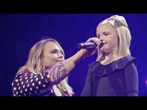 Miranda Lambert Loses It When Little Remi Starts Singing