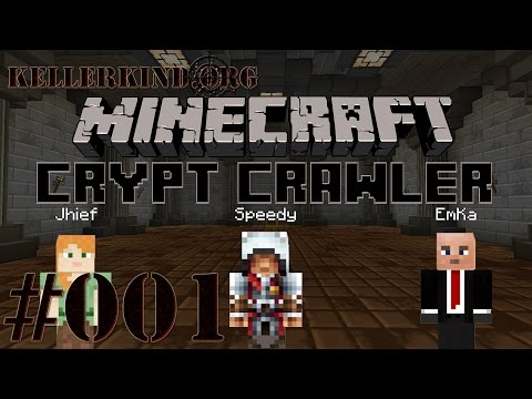 Minecraft Crypt Crawler [HD] #001 – Wahre Helden ★ Let's Play Minecraft Custom Maps
