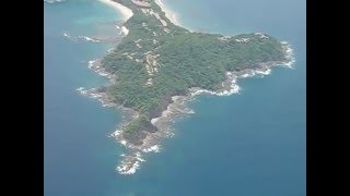 Flying into Costa Rica Liberia Airport