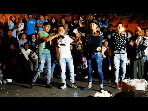 Pinky , Frejolito Jr. , Yanini y Caballito Jr. - Comicos Ambulantes [ Completo ] Chabuca Granda