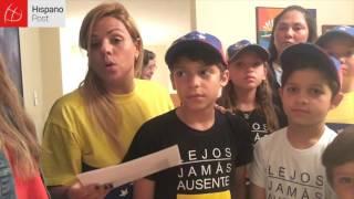 Gloria Álvarez sobre visita de hermano de Chávez a Guatemala