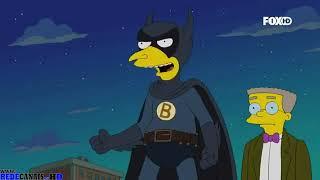 Os Simpsons – O Morcego Justiceiro E A Corte Juvenil Clip3