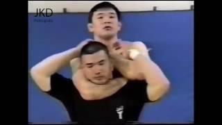 "Video Aula de Submission/Wrestling por Kazushi ""Gracie Hunter"" Sakuraba"