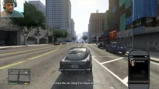 Grand Theft Auto 5 Walkthrough Part 94 - EJECTO SEATO! | GTA 5 Walkthrough