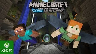Minecraft: Xbox One Edition - Glide Mini Game