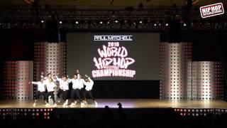 The Alliance - Philippines (Bronze Medalist Varsity Division) @ #HHI2016 World Semis!!