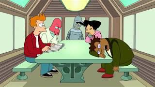 All Deleted Scenes of Futurama vol.2 (Season 6)