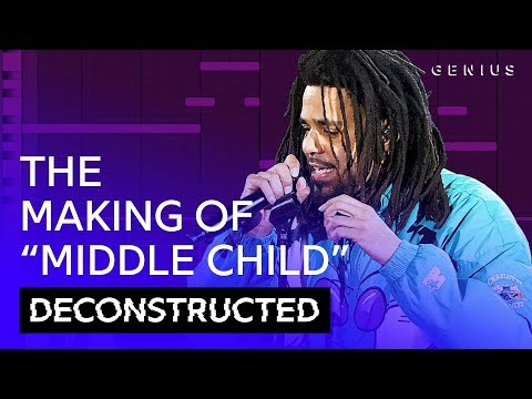 "The Making Of J. Cole's ""MIDDLE CHILD"" With T-Minus 