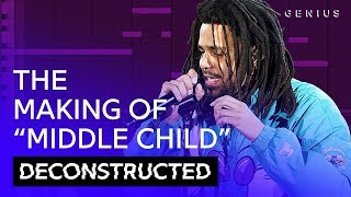 "The Making Of J. Cole's ""MIDDLE CHILD"" With T Minus 