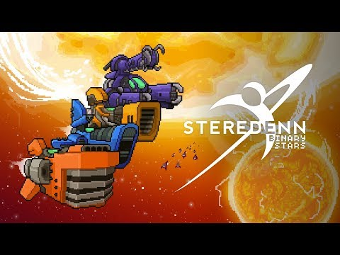 Steredenn: Binary Stars - Trailer (out NOW on Nintendo Switch!) thumbnail