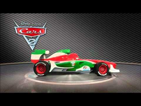 Cars 2: Turntable Car Models letöltés