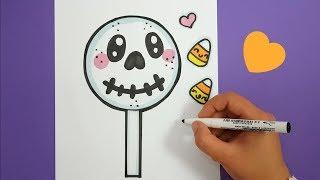 Kawaii Bilder Malen Halloween Free Video Search Site Findclip
