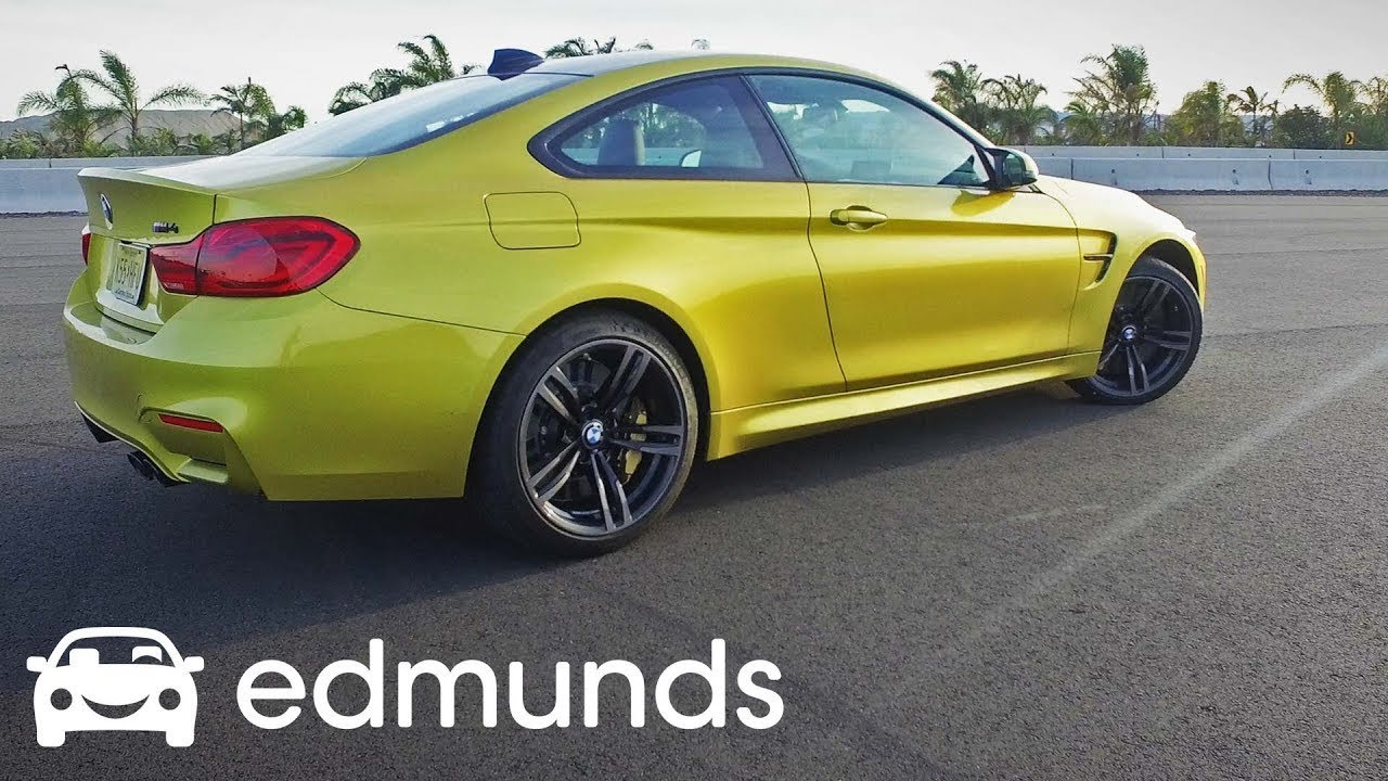 2018 Bmw M4 Pricing Features Ratings And Reviews Edmunds