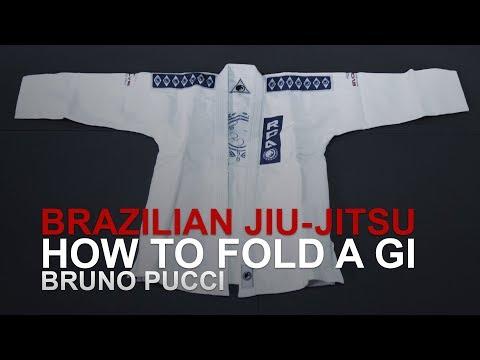 BJJ: How To Fold A Gi | Evolve University