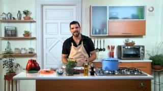 Tu cocina - Pollo en salsa de pistache
