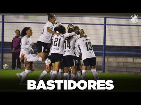 Gols e bastidores - Corinthians 1x0 Kindermann (SC) - Brasileirão Feminino 2018