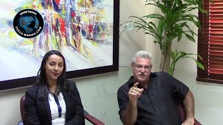 6/17/2016 Interview with Licelotte Minaya from Guzman Ariza on Immigration
