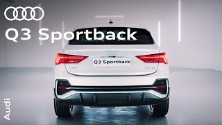 YouTube Video iBJaXKqGDQE for Product Audi Q3, RS Q3, Q3 Sportback, & RS Q3 Sportback (2nd gen) by Company Audi in Industry Cars