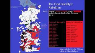 CK2 - Game of Thrones Mod - First Blackfyre Rebellion