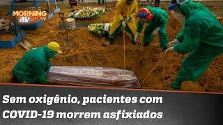 Quem é o culpado pelo colapso da saúde em Manaus? | Morning Show