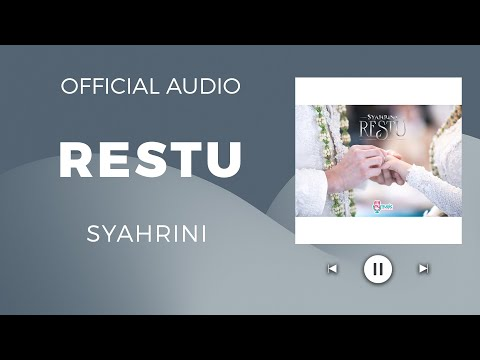 Syahrini     restu  official audio