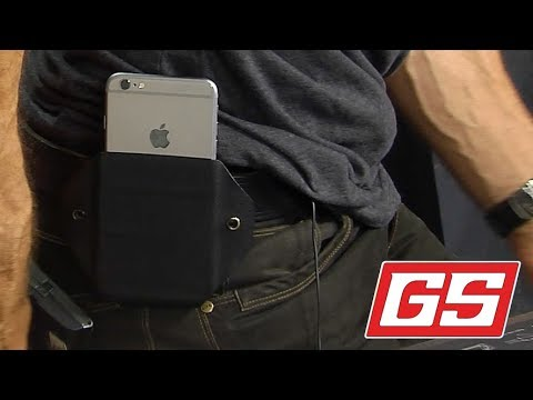 Tactical Phone Holster