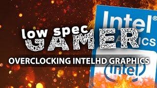 Can an IntelHD GPU be overclocked?