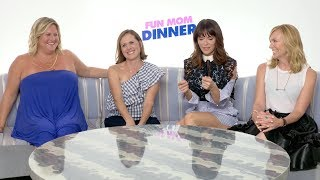 'Fun Mom Dinner' Cast Share Drunk Stories and Mom Secrets