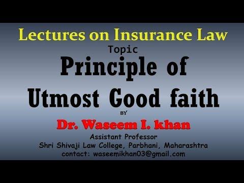 mp4 Insurance Utmost Good Faith, download Insurance Utmost Good Faith video klip Insurance Utmost Good Faith
