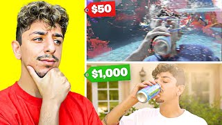 I Paid Strangers to Edit My Commercial.. (SHOCKING RESULTS)