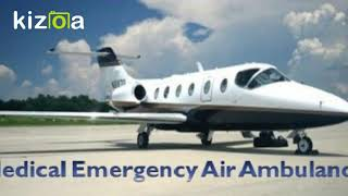 Low-Budget Air Ambulance Service in Bhubaneswar