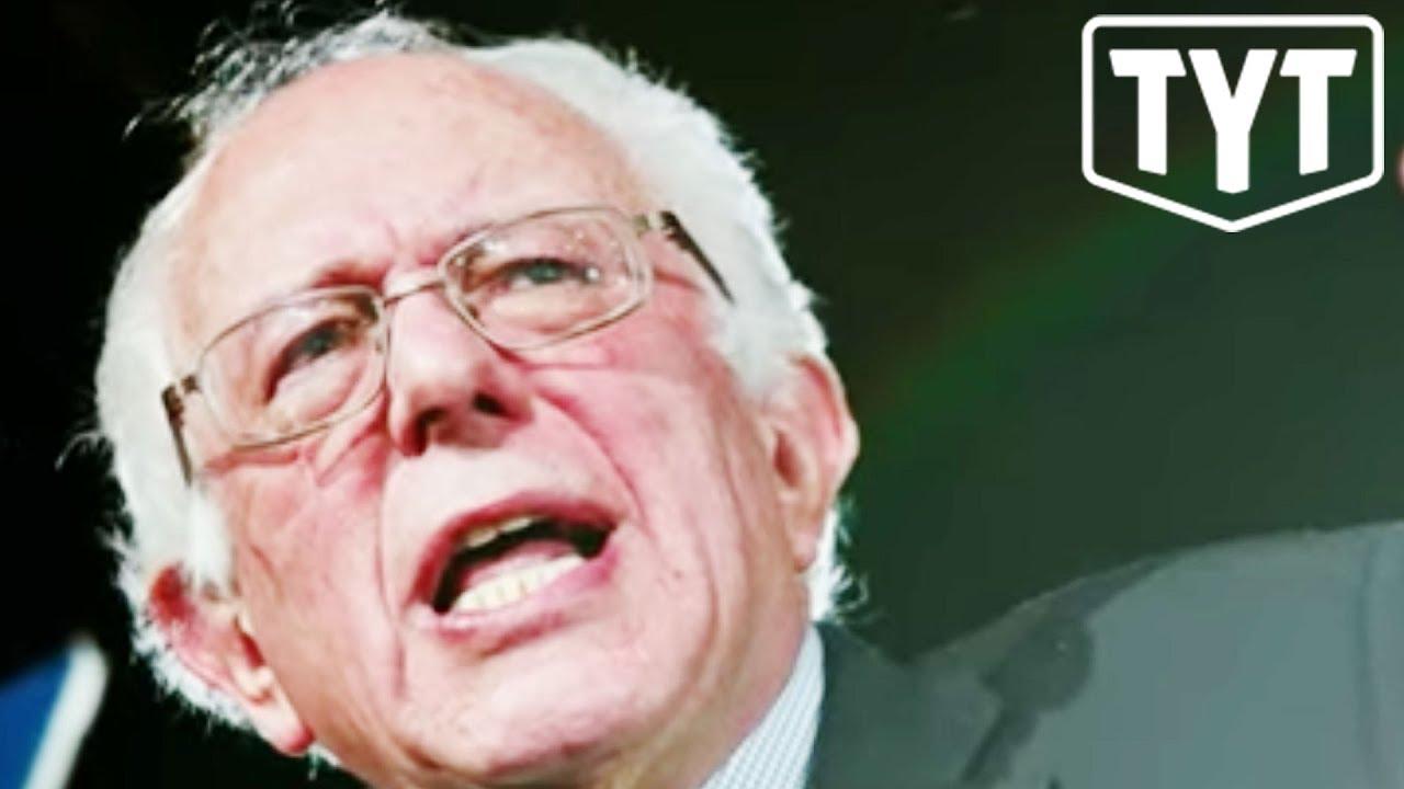 HUGE Bernie Sanders 2020 News thumbnail